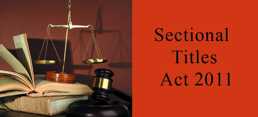 Sectional Title Schemes Management Act 2011