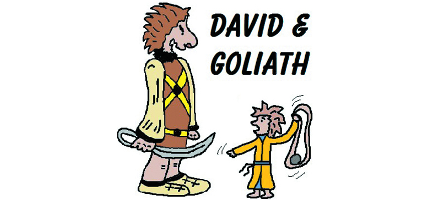 Are You David Trying to Sue Goliath? Consider Litigation Funding