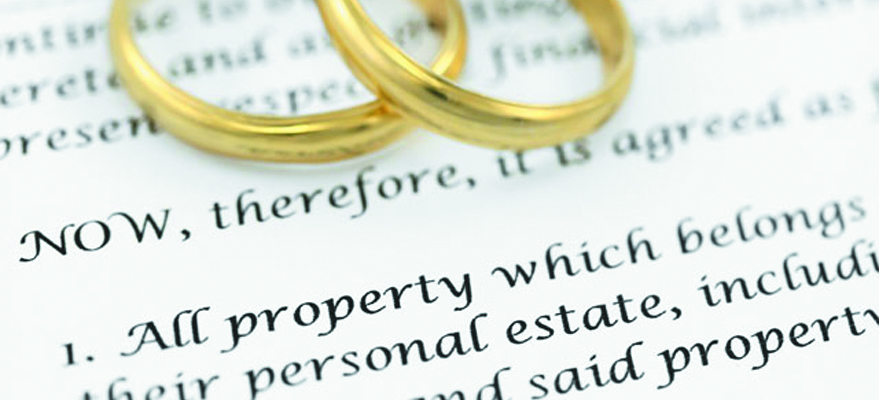 Getting Married?  Don't Forget the Legal Consequences