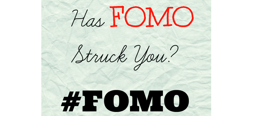 Is Facebook Giving You FOMO?