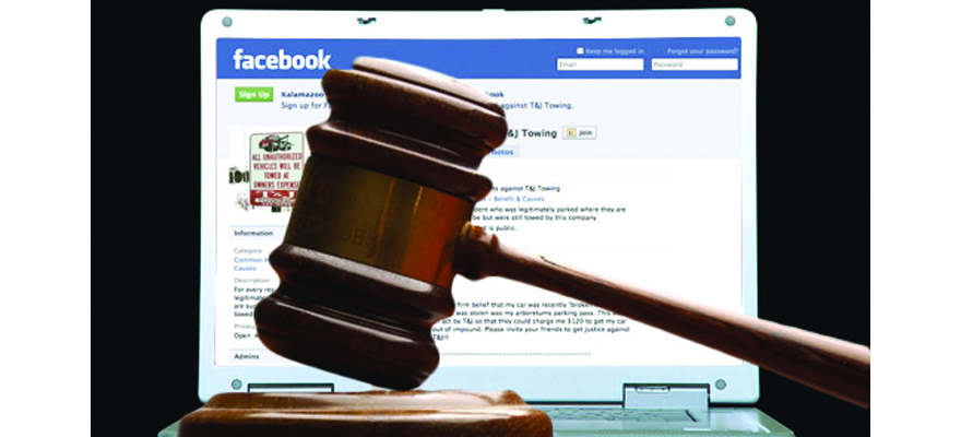 Facebook Defamation – The Truth is not Enough!
