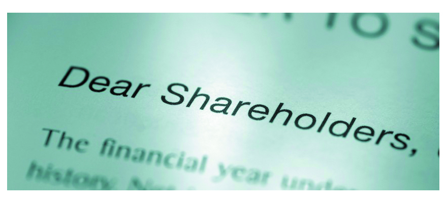 COMPANIES: HOW PRIVATE ARE SHAREHOLDERS' DETAILS?
