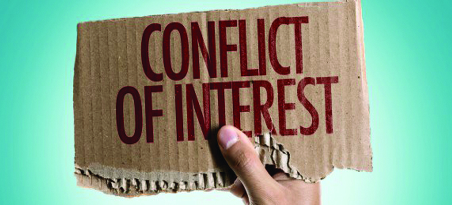 Employees be Warned!  A Conflict of Interest Can Get You Dismissed