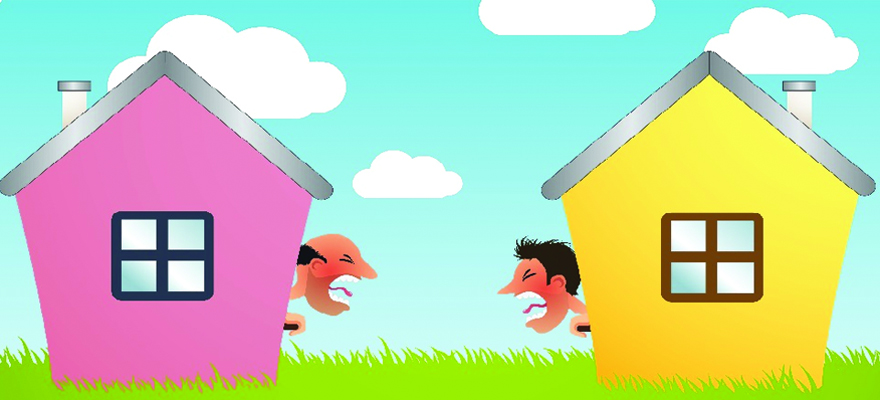 Your Neighbour Builds Without Plans – Can You Get a Demolition Order?